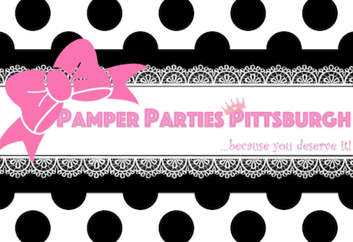 Welcome Thank You For Visiting Pamper Parties Pittsburgh