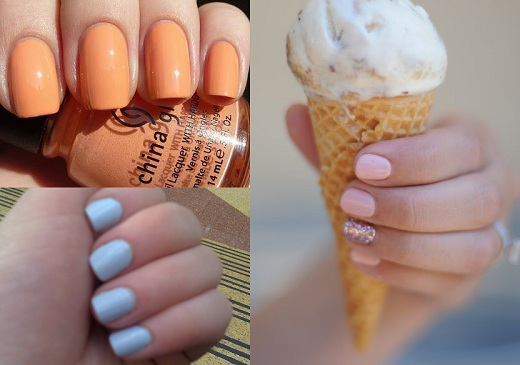 Nail Polish Colors Trends 2015